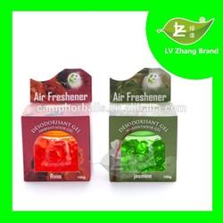 High Quality Crystals Gel Aroma Bead air Freshener