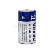 lr20 0% Mercury Alkaline Dry Battery D size