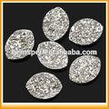 2014 küçük taneli doğal druzy gümüş taş takı