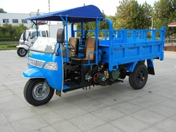 water cooled truck cargo tricycle,Factory price three wheel motorcycle