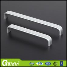 Prompt response aluminum green knife set furniture wardrobe kitchen cabinet door pull handle