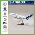 2014 usine sur mesure de haute qualité résine rc avion airbus a380 modèle, Odm rc avion airbus a380
