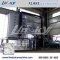 Industrial 60 toneladas de flocos de gelo que faz a máquina planta lif-600k