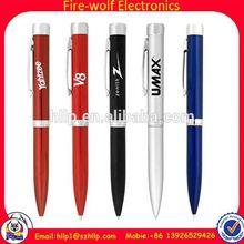 Best Selling Souvenirs twist promotional metal pen