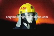 PEI fire helmet