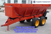 Agricultural equipments tractor driven sand spreader