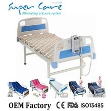 Electric folding adjustable nursing home care medical bed mattress