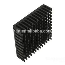 Alibaba supplier 6000 series square aluminum radiator core