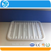Popular transparent customized plastic PET food blister tray for packing