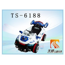 Electric Rechargeable Cars in Automobiles Child Ride on Car