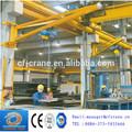 Bravo BX tipo Mural pluma Cantilever Crane 0.5 t