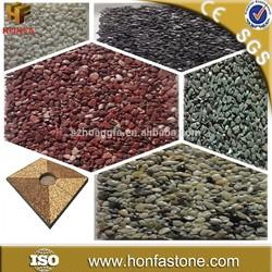 China Shenzhen Factory Polished mosaic of pebbles