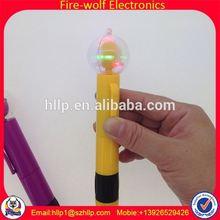 Promotion Novelty Marketing Advertising plastic quill pen