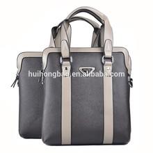 high quality casual and business men shoulder bag pu leather men bag