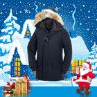 The most advanced technology Modern Fashion Retro winter garment
