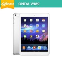 "Allwinner A80T Octa Core 9.7"" Retina IPS Screen Android 4.4 2GB 32GB Tablet PC ONDA V989"