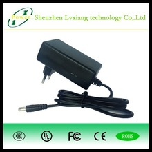 1233061 Factory price wholesale power adapter with CE/ROHS/FCC/PSE certification