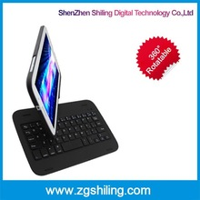 Wireless Bluetooth Keyboard with Aluminum Case,Keyboard for Samsung N5110