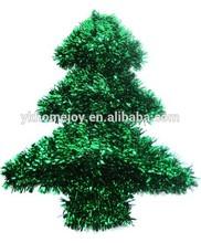 Produce christmas decoration popular tinsel christmas tree