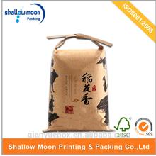 wholesale high quality kraft seeds packing box seeds storage box