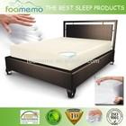 Customized cot size memory foam mattress