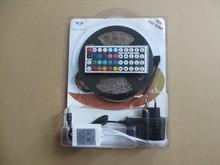 CE&RoHS 5mm width led strip 5050/3528 led strip kit