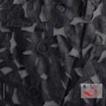 2015 последняя конструкция китае завод цена аппликацией кожа кружевной ткани