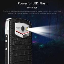hotseller DOOGEE TITANS2 DG700 Waterproof Dustproof Phone, 4.5 inch 3G Android Smart Phone