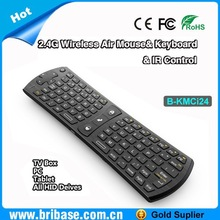 Multifunction 2.4G Mini Wireless Keyboard for Samsung Smart TV with Fly Mouse