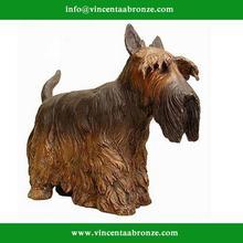Hot sale China brand wholesale metal dog garden decoration