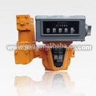 kerosene flow meter/LC flow meter/oil flowermeter