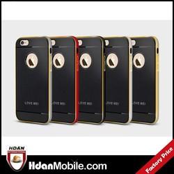 Original Love Mei case cover for iphone 6 plus moblie case