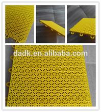 ecofriendly bright color PP volleyball flooring