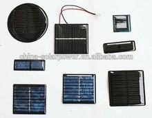 Custom Design hot selling Popular small 12v 3w solar panel for For Home Use