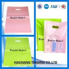 plastic stick bag shopping plastic bag making machine