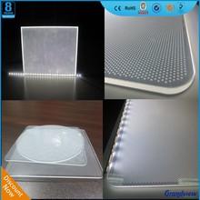 LGP Light Guide Plate Acrylic/ PMMA Material