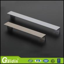 hot design aluminum knife with metal furniture wardrobe kitchen cabinet door pull handle