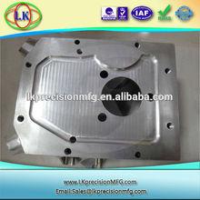 zinc coating aluminum/steel/precision cnc milling,aluminum metal works