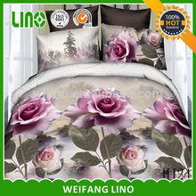 bed clothes 3d/patchwork quilts india/duvet covers korea