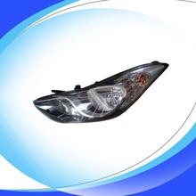 headlight for hyundai elantra/9004 headlight/h7 cree led headlight 3600lm