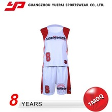 New Design Charming Fashion Style Basketball Uniform Pakistan