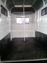 2 horse trailer, straight load horse trailer 2HSL