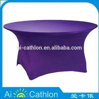 Modern Decorative Plastic Custom Printed Plastic Tablecloth
