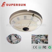Panoramic 360 Degree IP camera,Fisheye bird view wireless Camera with IRcut,Alarm,PoE etc.