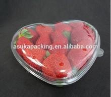 Factory Low Cost Fruit Folded Blister pack for Food, Vegetables,Fruit blister box