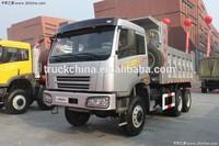 FAW 310hp Dump Truck In Uae