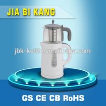 2014 New design GS CE RoHS LFGB approved oriental commercial tea pot