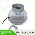 la dernière conception à effet de serre ventilateur centrifuge ventilateur silencieux