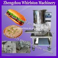 frozen beef patties making machine/Hamburger Meat Pie Making Machines