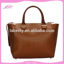 China manufacturer OEM design custom leather bag,ladies pu leather handbags wholesale